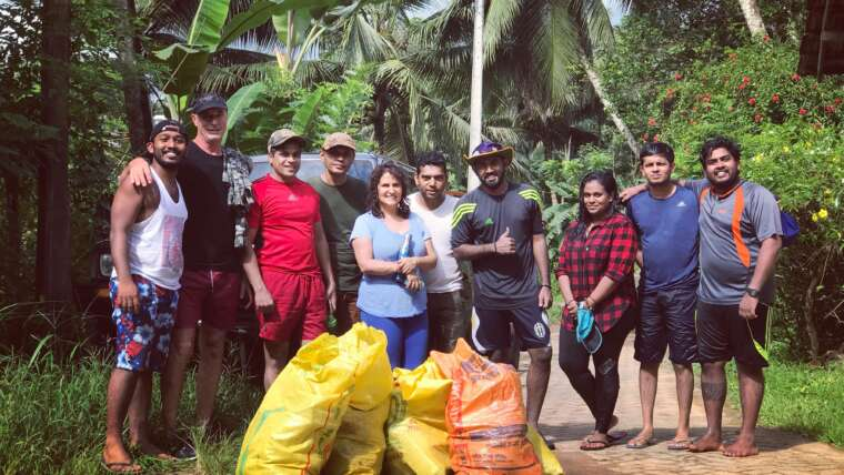 Environment Clean Up